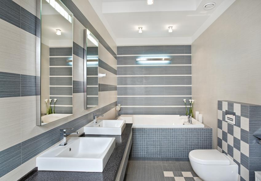 Koupelny  Rekonstrukce bytu Praha  na klíč  bytových jader -> Tamanho Mínimo De Banheiro Com Banheira